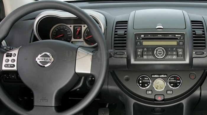 "Автомагнитола IQ NAVI T44-2101 Nissan Note (E11) (2009-2014) на Android 4.4.2 Quad-Core (4 ядра) 7"" Full Touch"