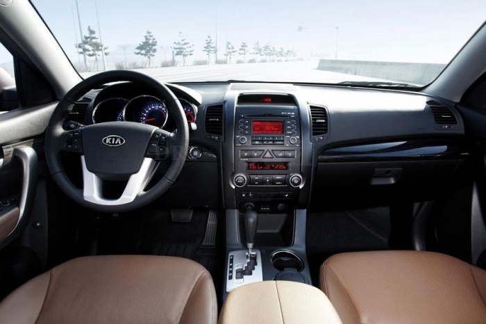 "Автомагнитола IQ NAVI T44-1709C Kia Sorento (XM) (2009-2012) на Android 4.4.2 Quad-Core (4 ядра) 7"" Full Touch"
