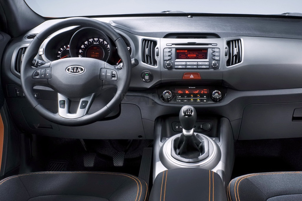 "Автомагнитола IQ NAVI T44-1711C Kia Sportage III (SL) (2010-2016) на Android 4.4.2 Quad-Core (4 ядра) 9"" Full Touch"