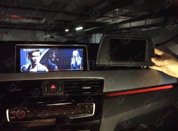 "Видеоинтерфейс / автомагнитола IQ NAVI VBM-1006 BMW X1 (F48) (2015+) на Android 4.4.2 Quad-Core (4 ядра) 7"" Full Touch"