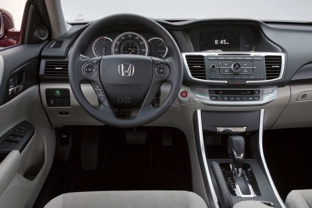 "Автомагнитола IQ NAVI T44-1509C Honda Accord 9 (2013+) на Android 4.4.2 Quad-Core (4 ядра) 10,1"" Full Touch"