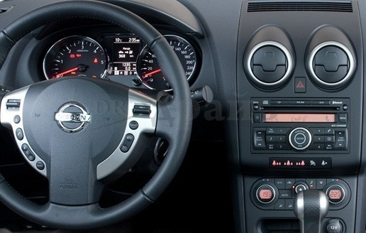 "Автомагнитола IQ NAVI T54-2108-TS Nissan Qashqai (J10) (2007-2014) на Android 4.4.2 Quad-Core (4 ядра) 10,4"" Full Touch"