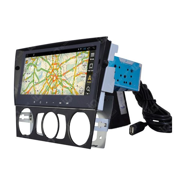 "Автомагнитола IQ NAVI T44-1105C BMW 3er (E90 / E93) (2005-2012) на Android 4.4.2 Quad-Core (4 ядра) 8,8"" Full Touch"