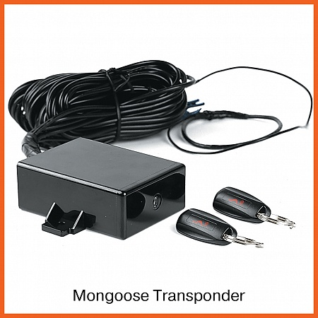 Mongoose transponder