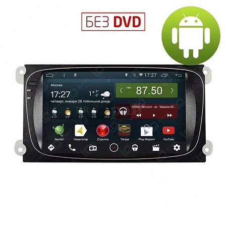 "Автомагнитола IQ NAVI T44-1402C Ford Mondeo IV (2007-2015) на Android 4.4.2 Quad-Core (4 ядра) 8"" Full Touch"